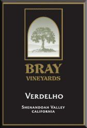 2013 Bray Vineyards Verdelho Shenandoah Valley California 750 mL >>> Want additional info? Click on the image.