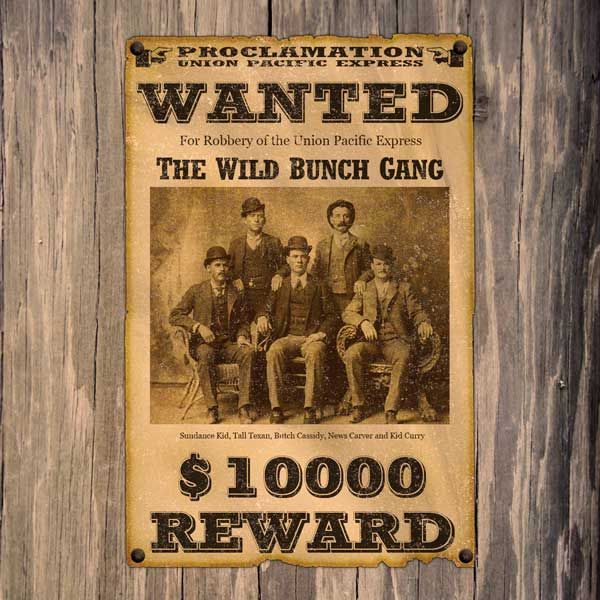 46 best  - free wanted poster template for kids