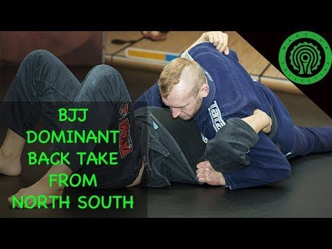 Bjj Training Take The Back From A Dominant North South Position With Casey Jones En 2020 Casey Jones Jiu Jitsu Videos Youtube