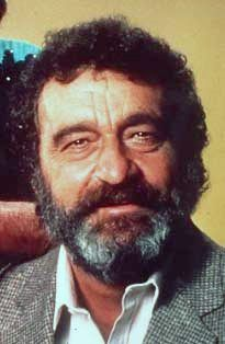 "Victor French -- (12/4/1934-6/15/1989). American Actor & Director. He portrayed Isaiah Edwards on TV Series ""Little House on the Prairie"", Chief Roy Mobey on ""Carter Country"", Various on ""Gunsmoke"", Agent 44 on ""Get Smart"", Fred Gilman on ""The Hero"", Mark Gordon in ""Highway to Heaven"". Movies -- ""Rio Lobo"" as Ketcham, ""An Officer and a Gentleman"" as Joe Pokrifiki. He died of Advanced Lung Cancer, age 54."