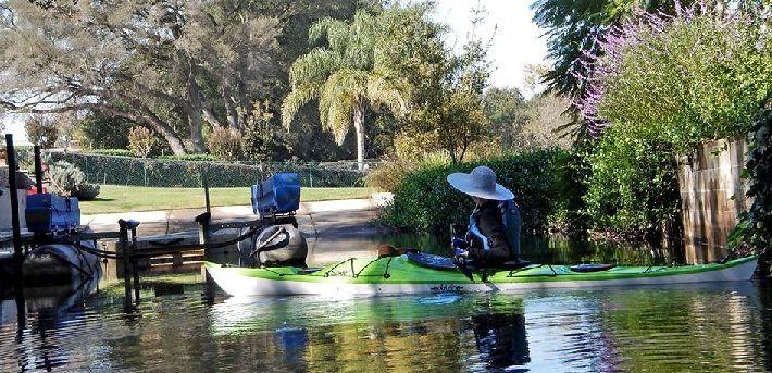 Places to Kayak in California  ||  Ventura, Santa Barbara and San Luis Obispo County Canoe & Kayak Launch Ramps