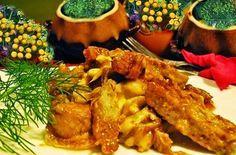 Gosia gotuje: Placki ziemniaczane zapiekane z mięsem i serem