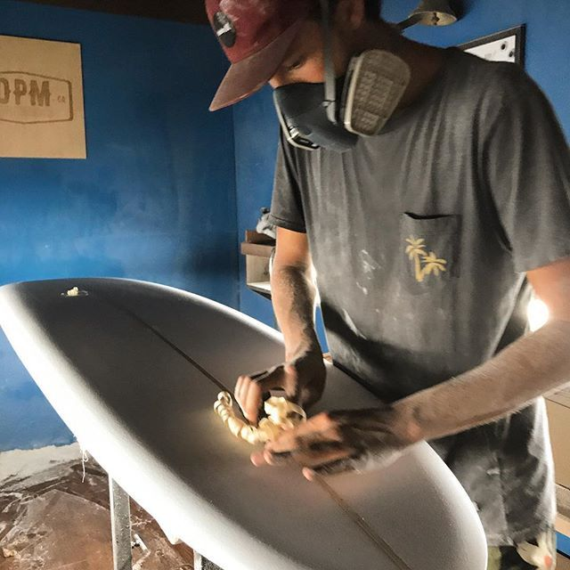 One of the most satisfying parts of the board building process in my opinion! Always gotta have sharp blades 🔪 #dpmsurfboards #handshaped #handmade #starttofinish #custom #surfboard #sandiego #ca #summer #sandiego #sandiegoconnection #sdlocals #sandiegolocals - posted by DPM Surfboards https://www.instagram.com/dpm_surfboards. See more post on San Diego at http://sdconnection.com