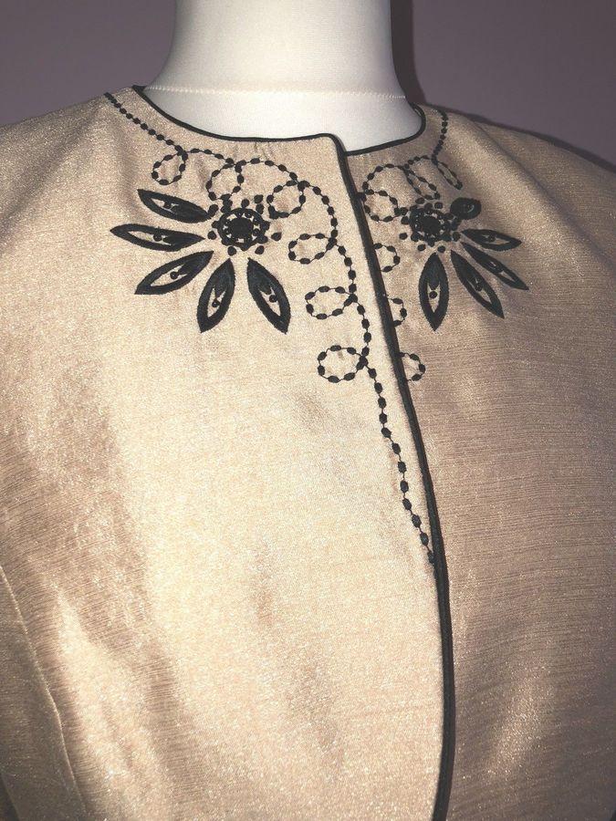 537627aaf00 Ladies Designer Jacques Vert Mother Of The Bride Suit Size 20 Jacques Vert
