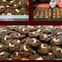 Resep Coklat Mede Cookies Super Crunchy Crispy Nyoklat Rekomend Kuelebaran Oleh Kheyla S Kitchen Resep Kue Kering Mentega Resep Biskuit Kue Natal