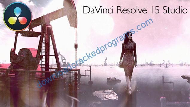 Download Blackmagic Design Davinci Resolve Studio 15 3 1 For Mac Cracked Blackmagic Design Studio Audio Post Production