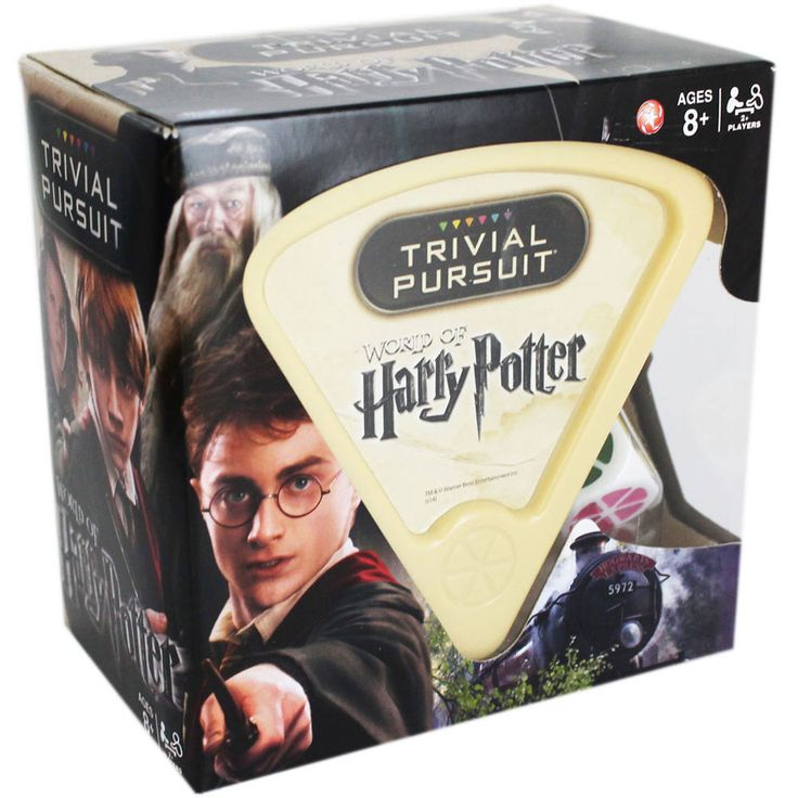 Buy Harry Potter Trivial Pursuit Game  online from The Works. Visit now to browse our huge range of products at great prices.