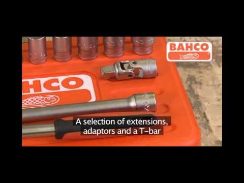 http://tcd.co.uk/product/bahco-socket-set-12-7mm-drive-24-piece-bahs240_bahs4...    This Bahco 41 piece set of 1/4 and 1/2 in drive sockets and spanners,     You will receive a FREE Gift from Trade Counter Direct when you order this item!!!