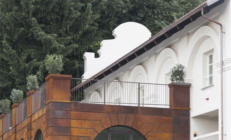 Architecture refurbishment