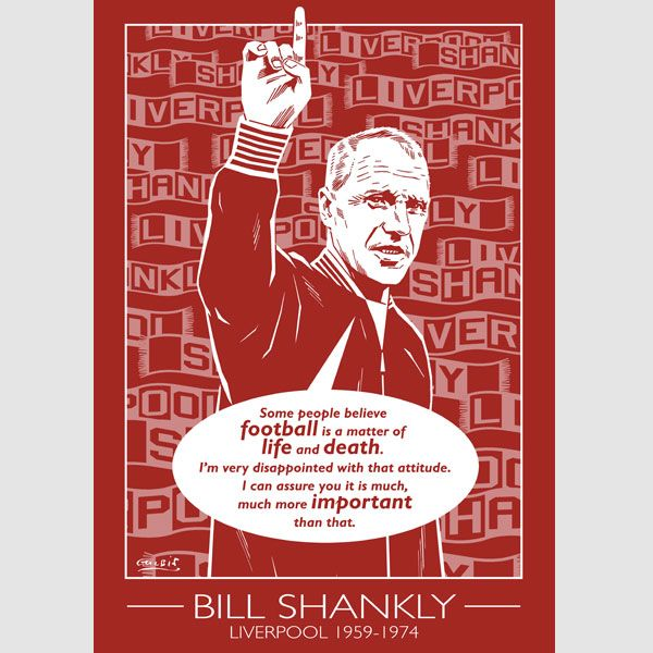Legendary Liverpool manager Bill Shankly https://www.etsy.com/uk/listing/214282001/bill-shankly-portrait-art-print?ref=shop_home_active_15