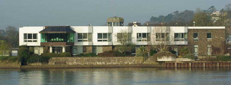 Torridge District Council Offices. Riverbank House Bideford Devon -SG100091 | Flickr - Photo Sharing!