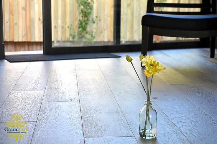 Grand Oak Timber Flooring: Gunsynd Oak Texture