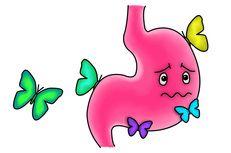 Dispepsia - Estamos acostumados - a maioria de nós - com a sensação de borboletas no estômago, ou aquele friozinho na barriga, ou mesmo com a urgência e frequência do movimento do intestino, quando confrontados com eventos estressantes (encontro com o namorado, teste profissional, falar em publico e etc...). Estes e outros sintomas abdominais, particularmente aqueles que são mediados pelo sistema nervoso autónomo, indicam uma relação clara entre o cérebro e no intestino.