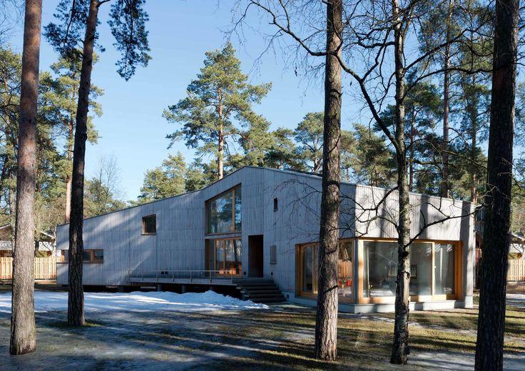 ZDA_Zanetti Design Architettura · Private Residence in Sestroretzk_Russia · Architettura italiana
