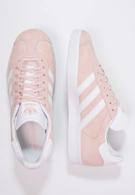 Sneakers laag adidas Originals GAZELLE - Sneakers laag - vapour pink/white/gold…