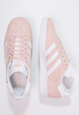 Sneakers laag adidas Originals GAZELLE - Sneakers laag - vapour pink/white/gold metallic Roze: € 99,95 Bij Zalando (op 22-7-16). Gratis bezorging & retournering, snelle levering en veilig betalen!