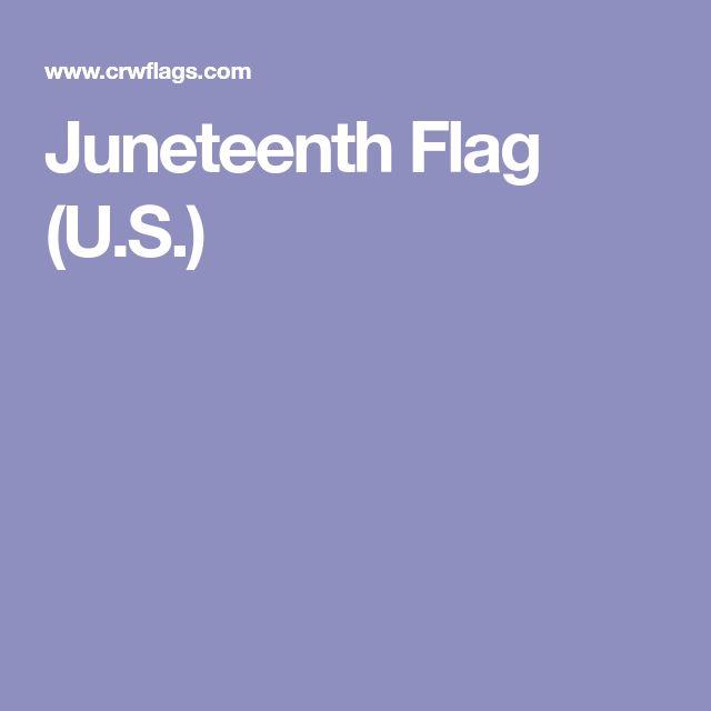 Juneteenth Flag (U.S.)