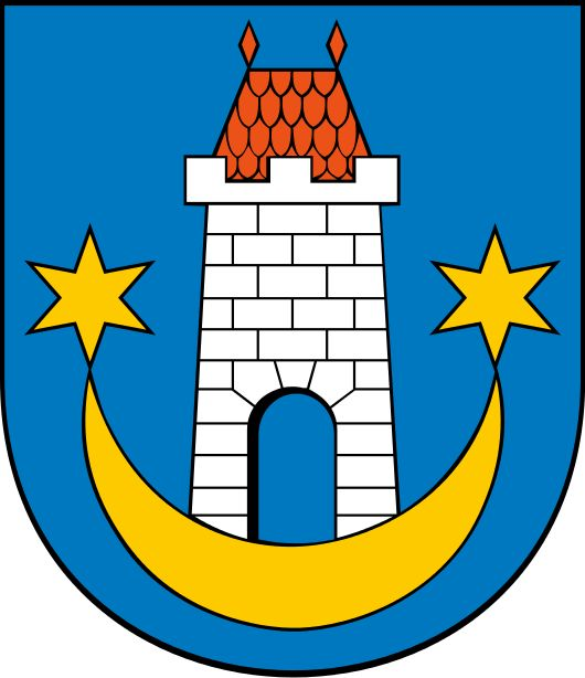 POL Kazimierz Dolny COA - Kazimierz Dolny – Wikipedia, wolna encyklopedia