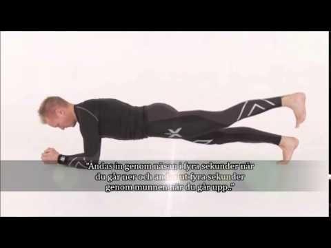 Worldofshape.com - Är du stark i din mage Nivå 3