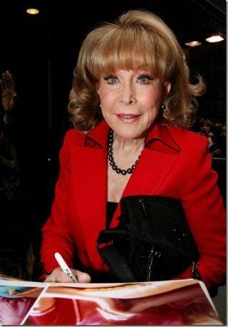 Barbara Eden; 81