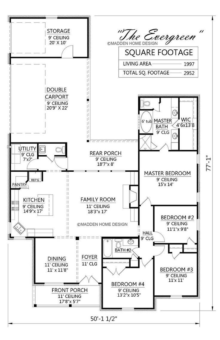 324 best 02 floor plans images on pinterest architecture