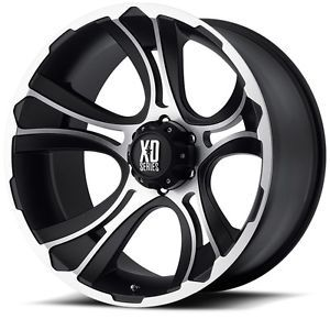 17 inch Black Silver Wheel Rims Jeep Wrangler JK Set Five 5 Wheels ...