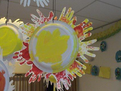 89 best images about werken met kleuters het weer on pinterest tes kabouter and classroom - Zon parasol ...