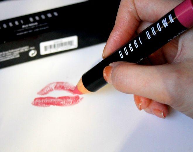"Помада - карандаш Bobbi Brown Art Stick ""Dusty Pink"""