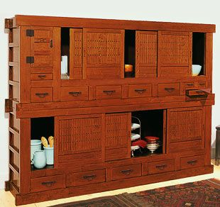 8ft. Mizuya Pantry Cabinet  http://www.greenteadesign.com/reproductions/kitchen/8footmizuya.html