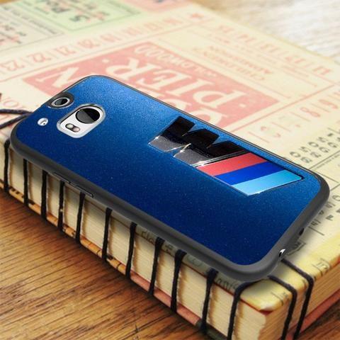 Bmw M Class Logo HTC One M8 Case