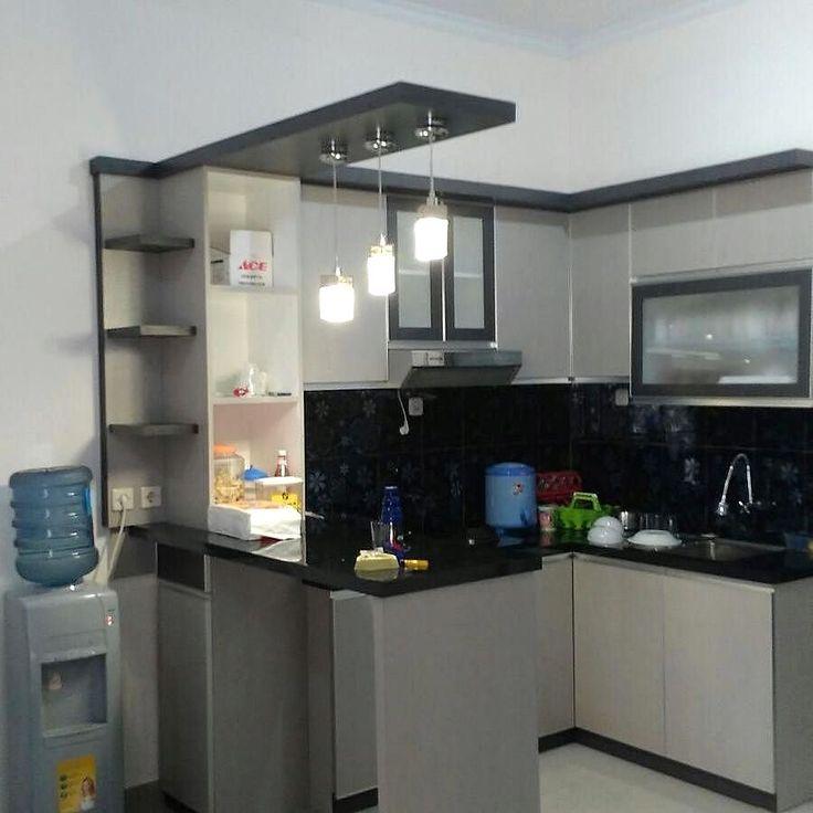 Kitchen Set Sederhana Terbaru