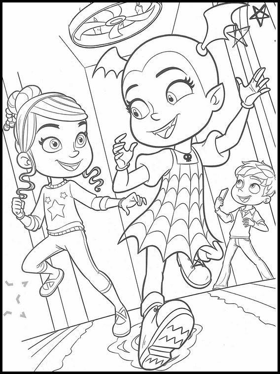 Vampirina Coloring Pages 33 Unicorn Coloring Pages Disney Coloring Pages Pirate Coloring Pages