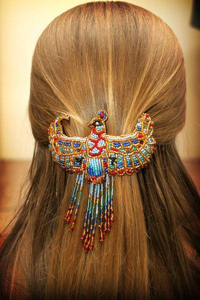 Hair slide | Marina Bychkova ~ Enchanted Doll Designs