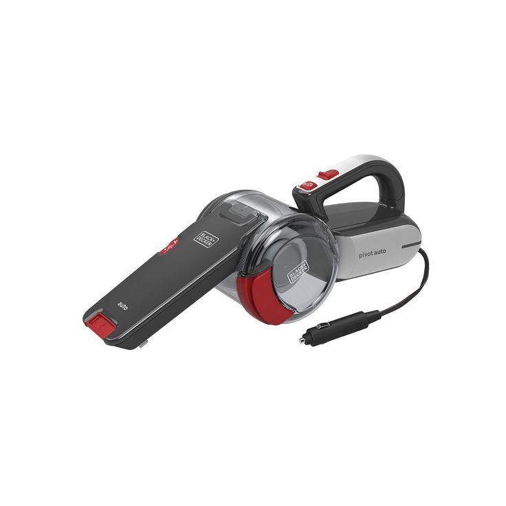 black and decker dustbuster robotic vacuum manual