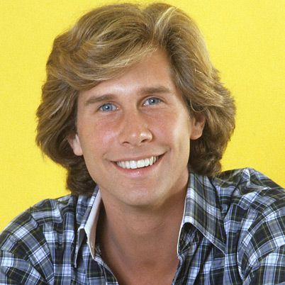 Parker Stevenson, loved the hair and those beautiful baby blues!