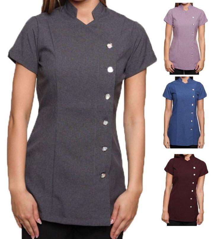 Best 10 spa uniform ideas on pinterest salon wear for Uniform nail spa