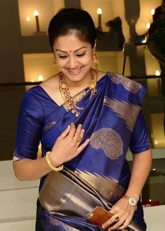 rare colour saree
