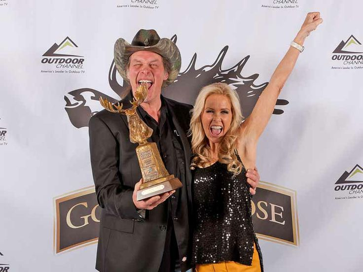 Ted Nugent's Wife Arrested At Airport With Gun