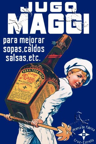 Maggi Poster