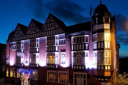 2017 UK to: Chester: One-Night Stay for Two with Breakfast at Hallmark Inn Chester UK 2017 Deal:  for just: £49.00