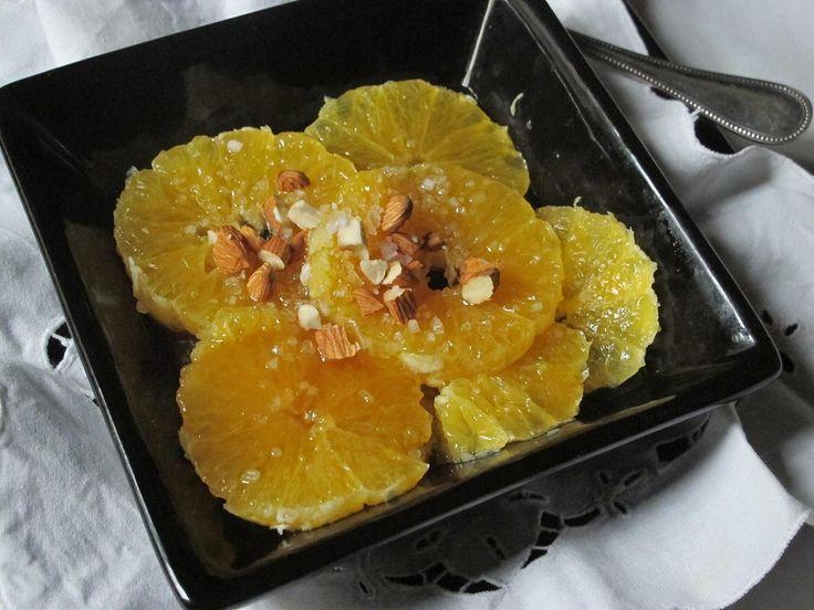 Otro postre fácil de Ferran Adriá: naranjas con miel y aceite de oliva - Blogs…