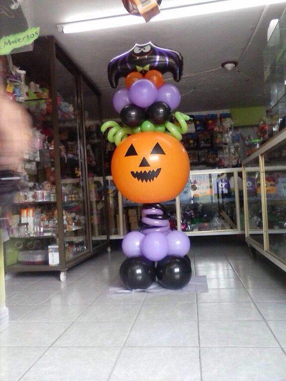 119 best Halloween Balloon Decor Ideas images on Pinterest ...