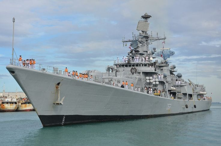 Three Indian Navy ships, INS Mumbai, INS Talwar and INS Deepak, arrived in Port Louis, Mauritius, on October 31.  The visit aims towards bolstering bilateral ties and reinforcing cooperation in maritime security between India and Mauritius.  India and Mauritius are members of Indian Ocean Naval Symposium (IONS), a voluntary and co-operative initiative between 35 countries of the Indian Ocean Region, which has served as an ideal forum for sharing of information and cooperation on maritime…