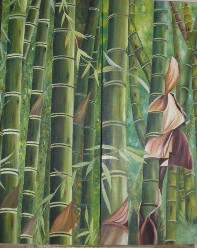 Obras del artista Fabián Mauricio Marin Castrillon