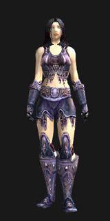 Sentry's Mail (Recolor)-Conjunto de Transmog-World of Warcraft