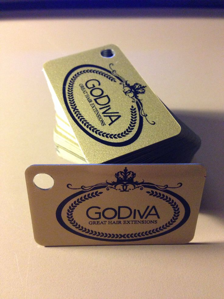 GoDiva Hair Extensions key tags