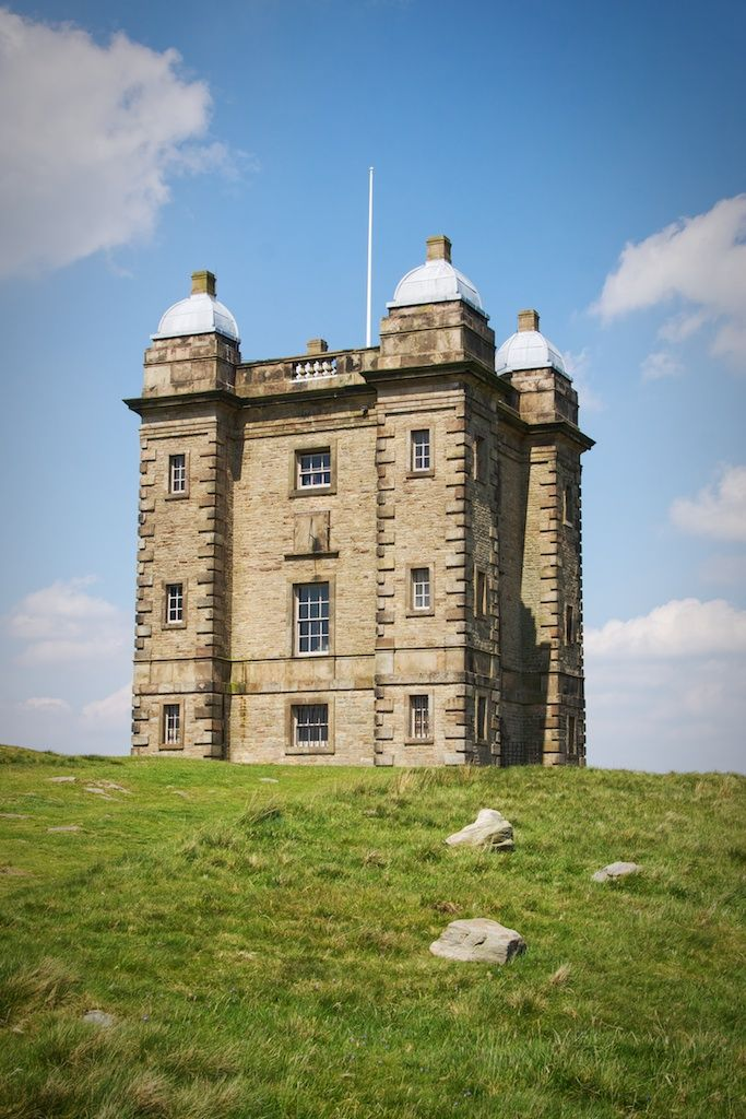 The Cage at Lyme Park, Disley, Cheshire.