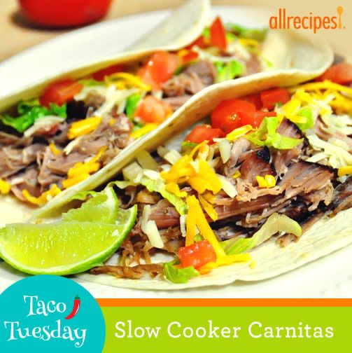... slow cooker carnitas. | slow cooker | Pinterest | Slow Cooker Car