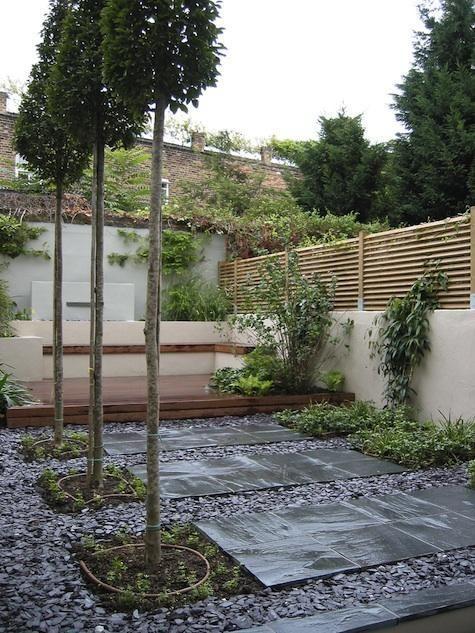 The 25 best townhouse garden ideas on pinterest green for Townhouse landscape design