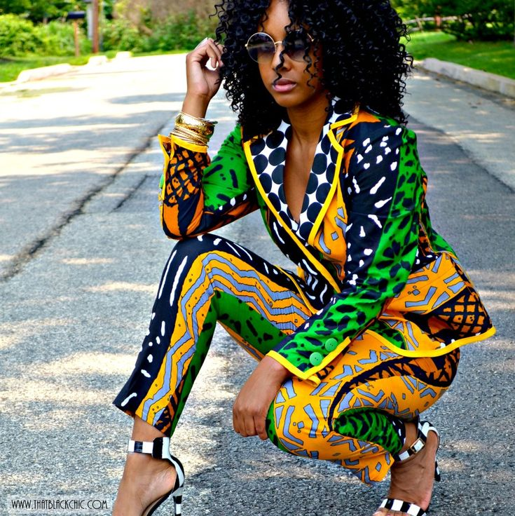 35 best African suits images on Pinterest | African fashion style, African  fashion and African style